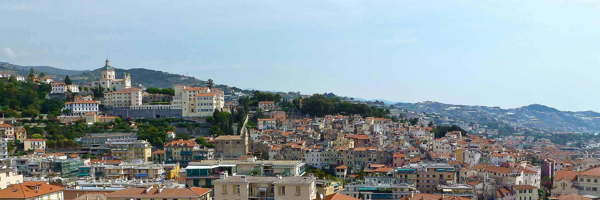 Sanremo - Pigna area (West side)