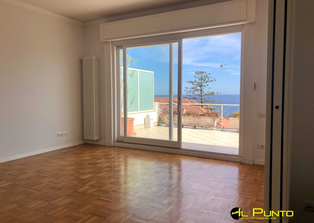 For Rent Apartment Sanremo - SANREMO in San Martino area, large apartment with large kitchen Locality
