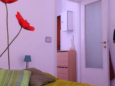 In the sunny village of Coldirodi-Sanremo renovated apartment in typical Ligurian house
