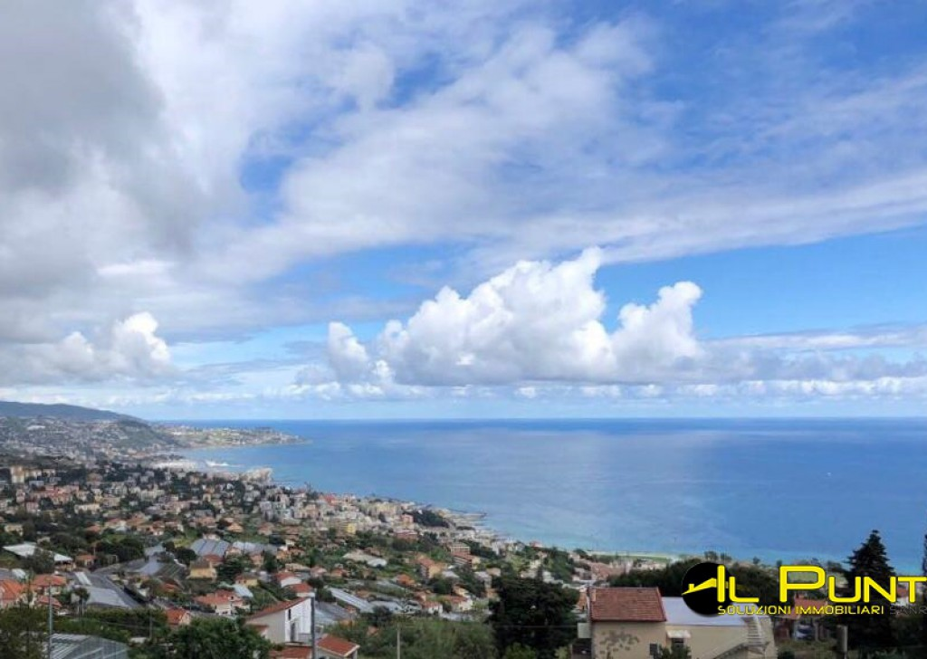 Rent Apartment Sanremo - SANREMO Coldirodi trilocale refurbished with stunning sea views Locality
