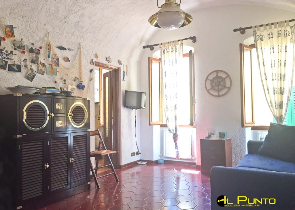 For Sale  Typical Ligurian house Sanremo - Delightful nautical-style apartment in the Casino area  Locality