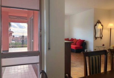 SANREMO large apartment with terrace and garden.