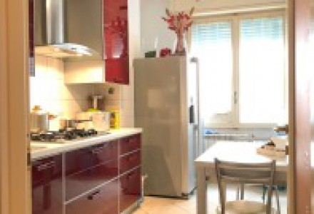 SANREMO large three-room apartment with kitchen
