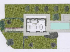 SANREMO land with design for 2 villas with unparalleled views - 1