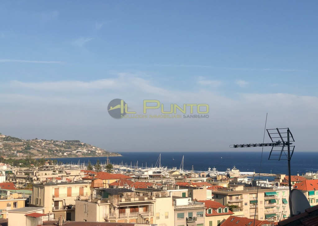 Sale  Typical Ligurian house Sanremo - SANREMO earth-sky few steps, terrace and sea view Locality