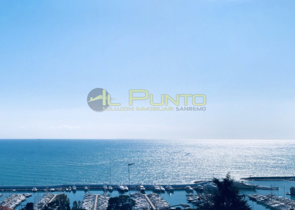 Sale Building Land Sanremo - SANREMO land with design for 2 villas with unparalleled views Locality